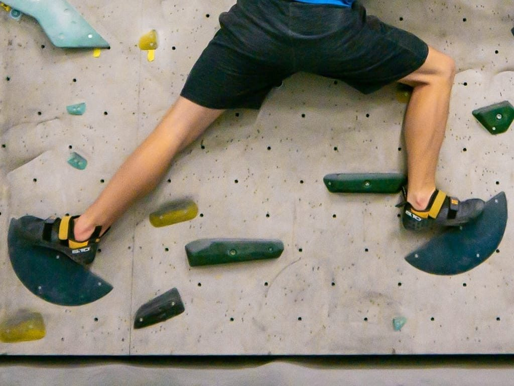 The Best Climbing Shoes for Indoor